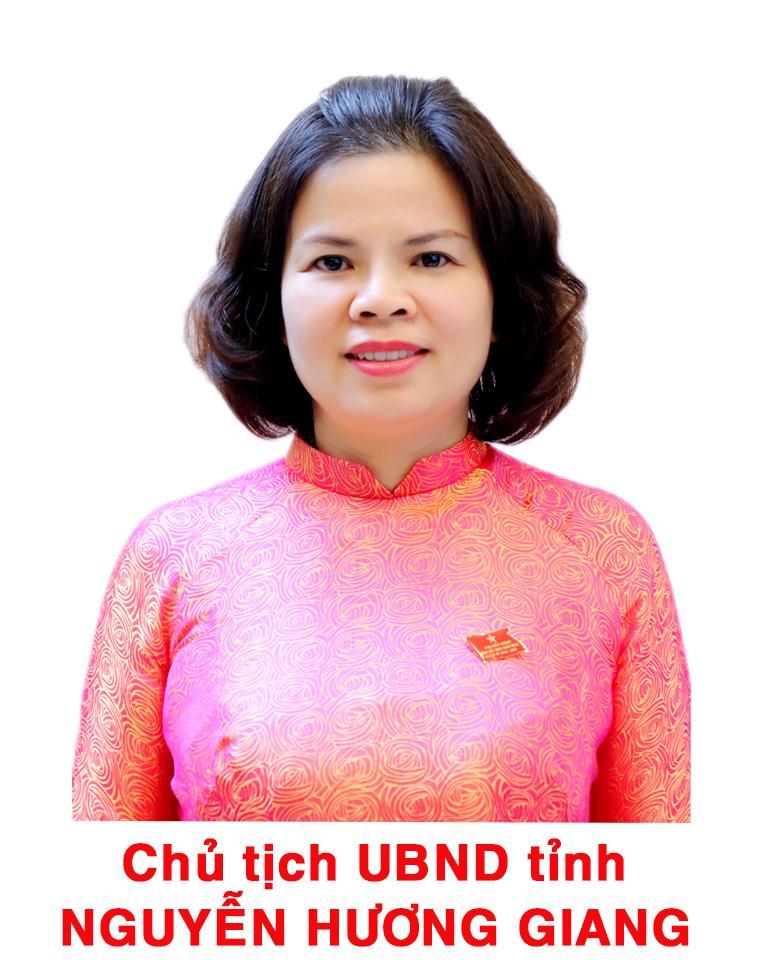 Nguyễn Hương Giang-CT UBND