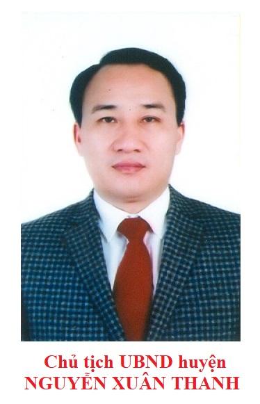 Chủ tịch Nguyễn Xuân Thanh