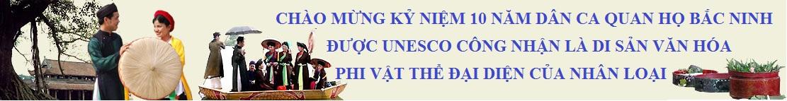 Quan họ Bắc Ninh